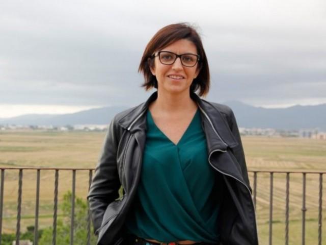 Estefania Blanes, portaveu Guanyar Alcoi