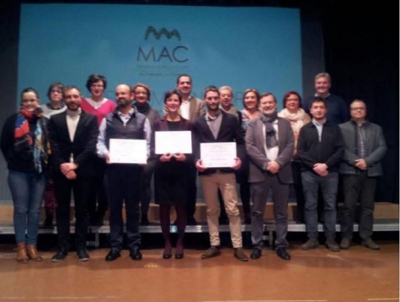 Premiats / Facebook de l'alcalde d'Alcoi, Toni Francés