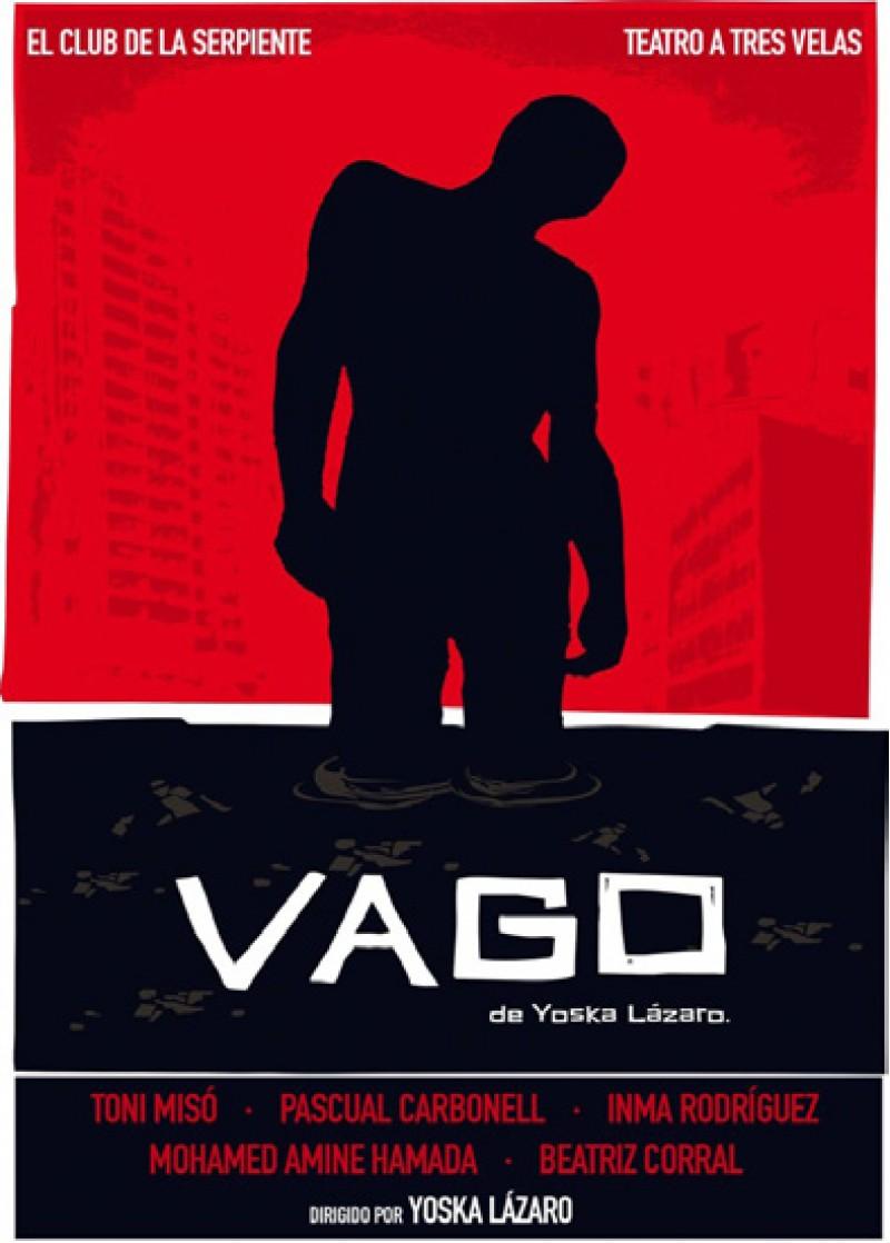 Teatre Rio a Ibi obri les seues portes per a oferir l'obra de teatre 'Vago' / programació