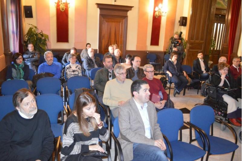 Presentació del Pla d'Accessibilitat / R. Lledó
