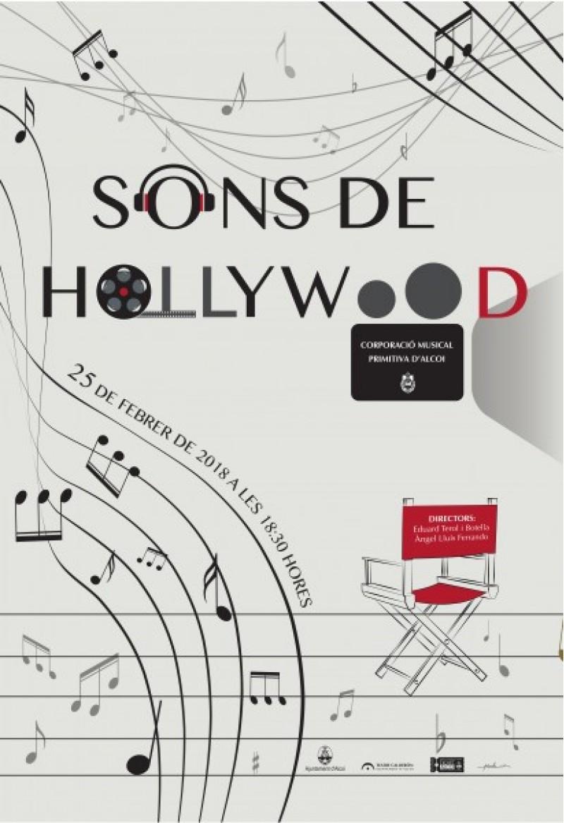 Torna el cinema al Teatre Calderón d'Alcoi amb l'estrena del concert Sons de Hollywood / Calderón