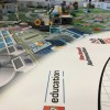 """Torneig Classificatori First Lego League, en el pavelló d'esports de l'edifici """"Georgina Blanes"""" del Campus d'Alcoi de la UPV / UPV"""