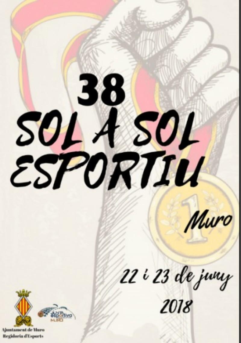 """Tot a punt per a la 38a edició del """"SOL A SOL ESPORTIU"""