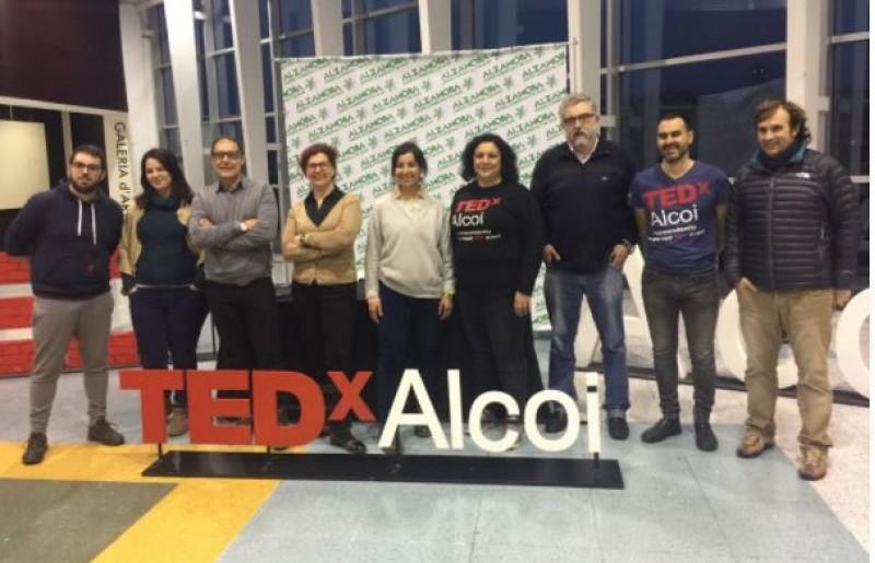 Presentació del TEDx Alcoi 2018 / R. Lledó