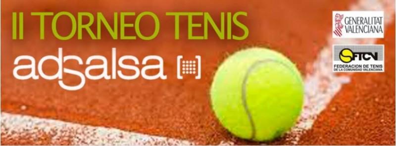 Tot preparat per al II Torneu Nacional de Tenis adSalsa a Muro