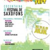 Cartell Saxteneum Fest 2018