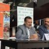 Manolo Gomicia i Juan Ignacio Torregrosa presenten Setmana de la Ciència / R. Lledó