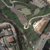 El pont de Cervantes i part del camí cap a la Font del Quinzet