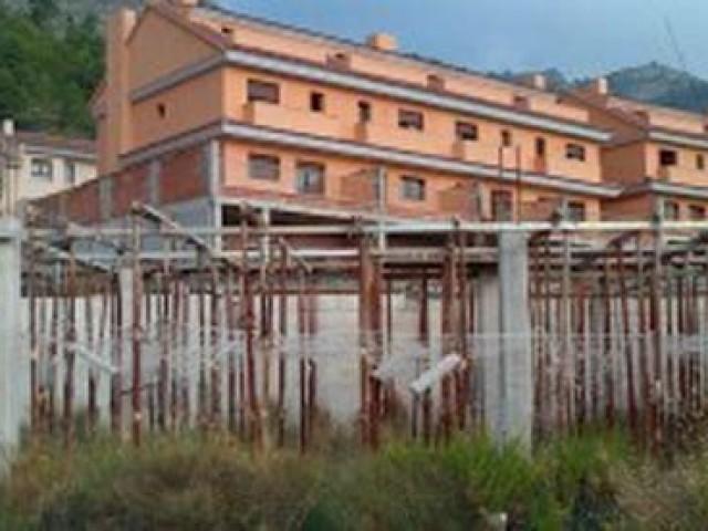 Part de la urbanització per acabar de Serelles/AM