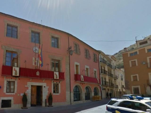 El funcionari condemnat no podrà tornar a treballar en l'Ajuntament de Cocentaina./ AM
