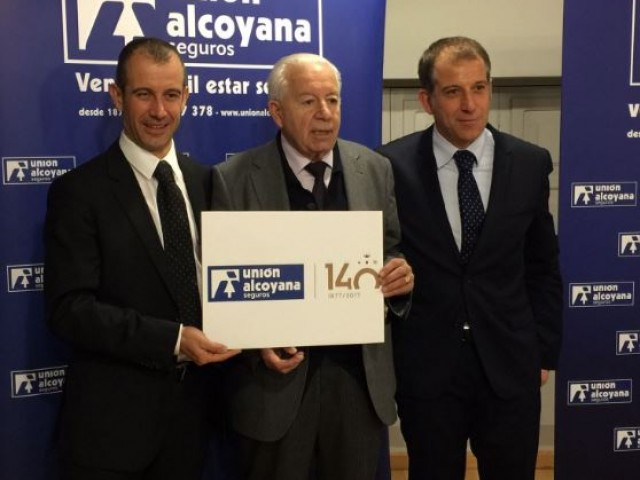 140 anys d'Unión Alcoyana Seguros / R. Lledó