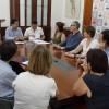 Reunió amb tots els partits polítics / Ajuntament d'Alcoi