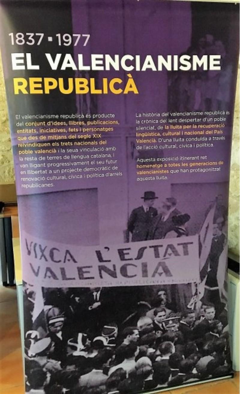 Visita l'exposició 'El valencianisme republicà 1837-1977,' a Cocentaina / Esquerra Republicana