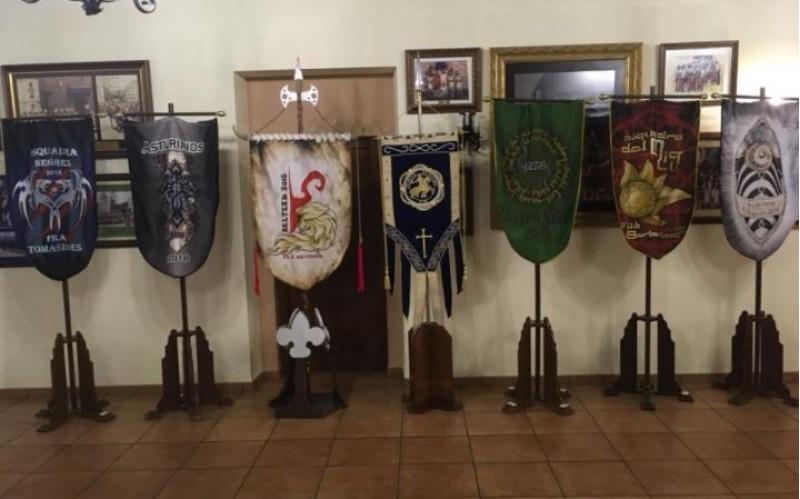 Heràldiques / Esquadra Navarros