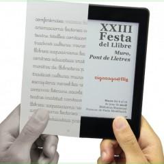 Article de Carmina Prats, tècnica de la Biblioteca municipal de Muro, sobre el títol de la 23 edició de la Festa del Llibre
