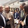 El conseller visita l'empresa alcoiana FRAU en Heimtextil