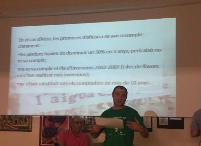 Tirs Llorens i Miguel Ripoll han donat la xerrada / R. Lledó