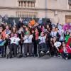 Èxit en la V Cursa Solidària del Dia de la Dona a Muro d'Alcoi / Ajunt. Alcoi