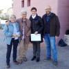 El certamen Coral Fira de Tots Sants fa una donació de 1.055 € al col·lectiu '8 de Març i dones'