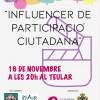 Cocentaina crea el I Concurs de curts per a fomentar la participació ciutadana en els Pressupostos Participatius