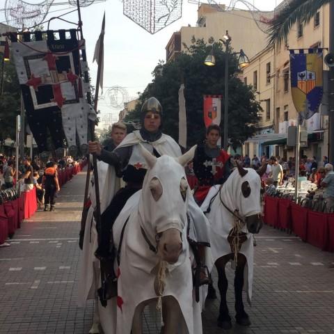 Les últimes festes de Moros i Cristians a Cocentaina