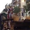 Vídeo de Francisco Nadal, abanderat pels Maseros de Cocentaina