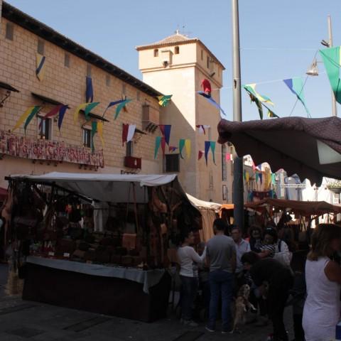 La Fira de Cocentaina ja és Festa d'Interés Turístic Internacional