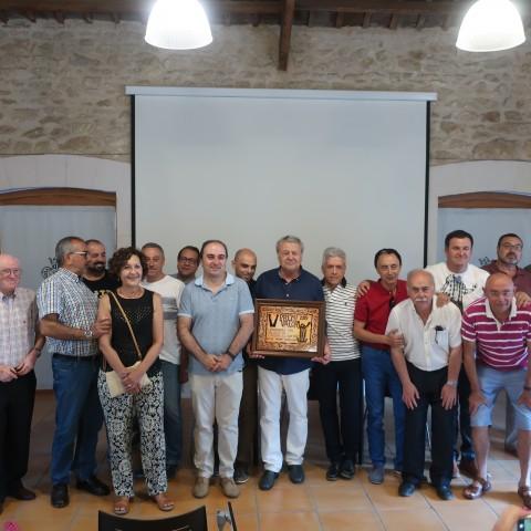 Premi Valor 2019 / Coordinadora pel Valencià de l'Alcoià i el Comtat