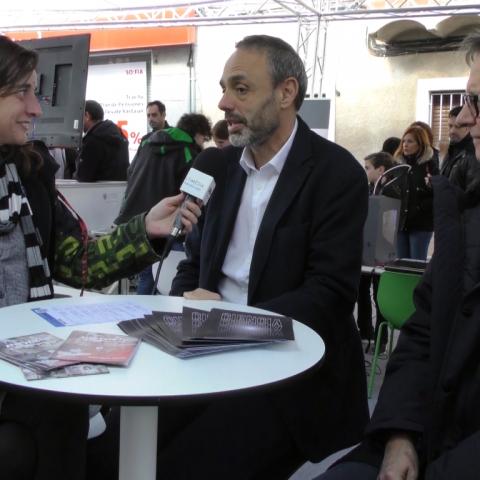 """Juan Ignacio Torregrossa, director del Campus d'Alcoi de la UPV: """"La Universitat ha d'estar al costat de la gent"""""""