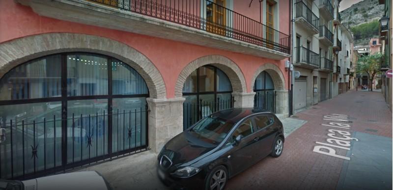 La Poli local de Cocentaina/WEB