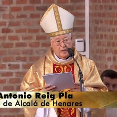 El bisbe contestàJuanAntonio Reig ataca l'homosexualitat, l'avortament i els anticonceptius en l'última missa de l'any