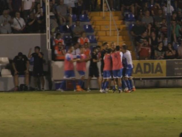 L'Alcoyanosorprén alSuper-Barça B en el primer partit de lliga. L'inici somiat (3-1)