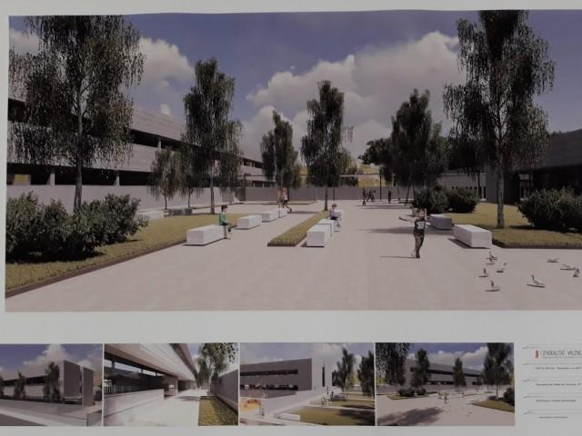 Plànols del projecte per a es noves instal·lacions del CEIP El Bracal.
