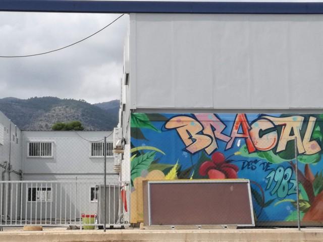 Actuals barracons del Bracal