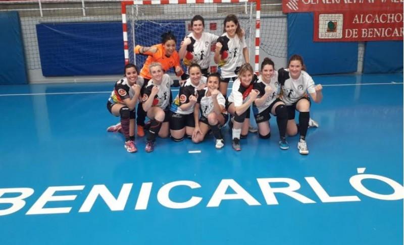 Segona victòria a Benicarló / C. H. Muro