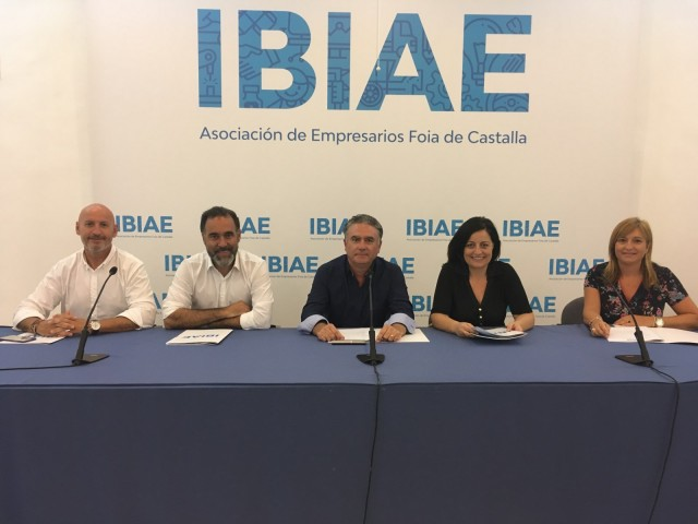 Responsables d'IBIAE