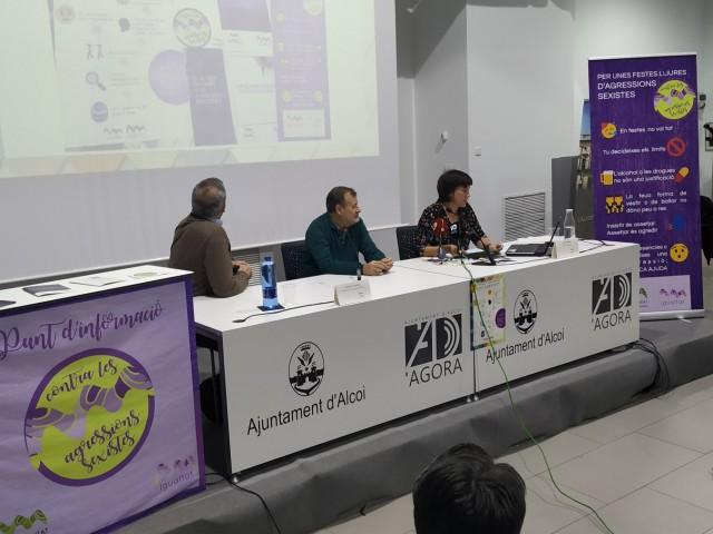 """AlmaTornero, agent d'igualtat de la Mancomunitat: """"Elsadolescentsno identifiquen moltes de les conductes que nosaltres sí que identifiquem com a violència de gènere"""""""