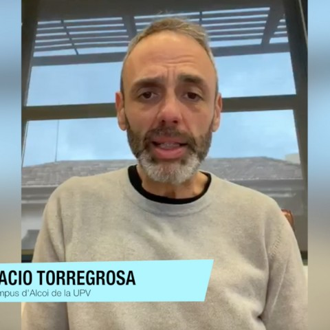 Juan Ignacio Torregorsa, director del Campus de la UPV d'Alcoi./ AM