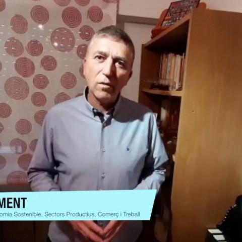 Rafa Climent, conseller del Govern de la Generalitat Valenciana./ AM