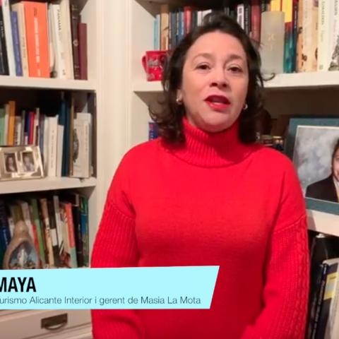 Indira Amaya./ AM